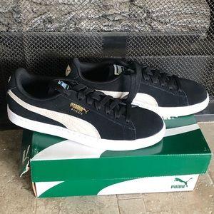 Puma Classic+ Suede Sneakers